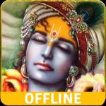 Krishna Bhajan Bhakti Songs - Audio + Lyrics for pc logo