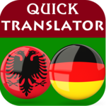 Albanian German Translator icon