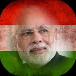 Indian Flag Photo Frame 2018 icon