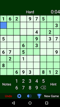 Sudoku pc screenshot 1