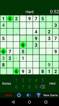 Sudoku pc screenshot 2