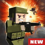 Block Gun: Gun Shooting - Online FPS War Game icon