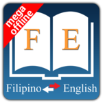 Filipino Dictionary icon
