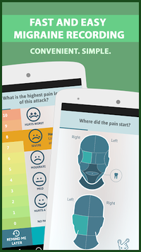 Migraine Buddy - The Migraine and Headache tracker pc screenshot 1