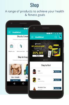 HealthKart Shopping App pc screenshot 1