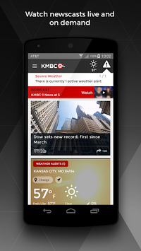 KMBC 9 News and Weather pc screenshot 1