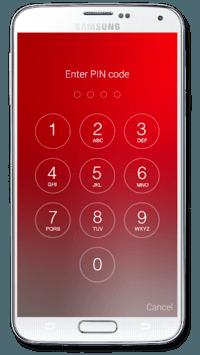 Passcode Lock Screen pc screenshot 2