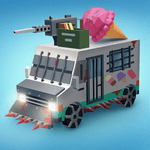 Zombie Derby: Pixel Survival icon