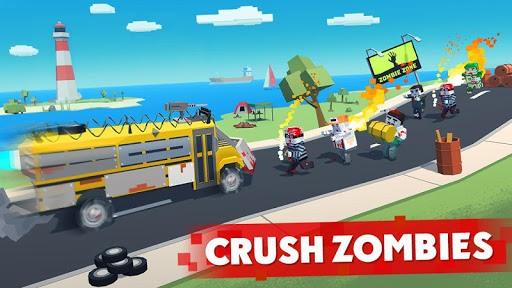 Zombie Derby: Pixel Survival pc screenshot 1