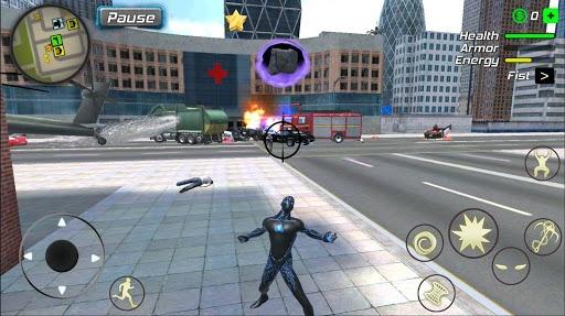 Black Hole Hero : Vice Vegas Rope Mafia pc screenshot 1