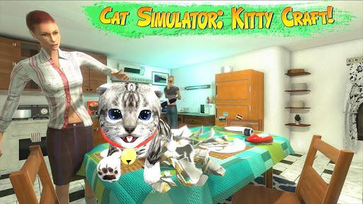 Cat Simulator : Kitty Craft PC screenshot 1