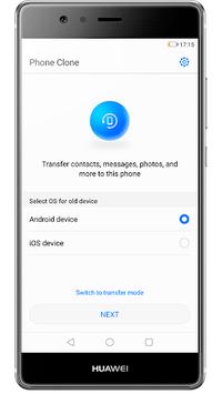 Phone Clone pc screenshot 1