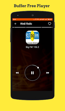 Hindi Radio Online pc screenshot 2
