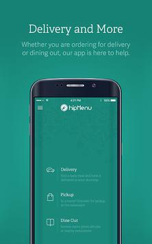 hipMenu - Easy Food Delivery pc screenshot 1