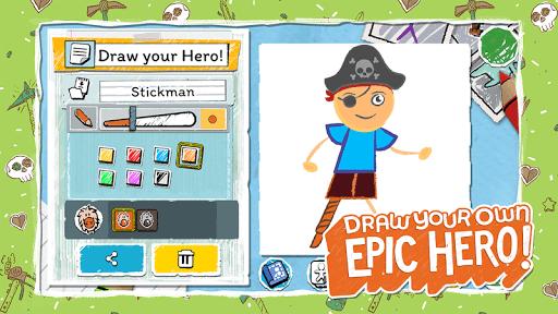 Draw a Stickman: EPIC 3 pc screenshot 1