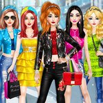 Rich Girl Shopping Dress Up: Fashion Game icon