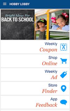Hobby Lobby Stores pc screenshot 1