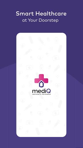 mediQ: Smart Healthcare PC screenshot 1