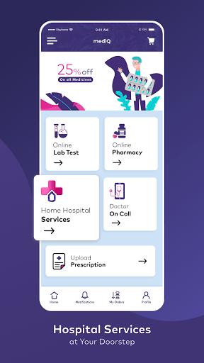 mediQ: Smart Healthcare PC screenshot 2