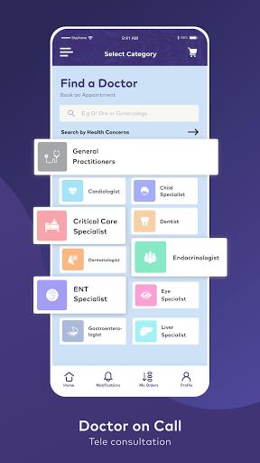 mediQ: Smart Healthcare PC screenshot 3