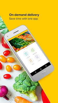 honestbee: Grocery delivery & Food delivery pc screenshot 1