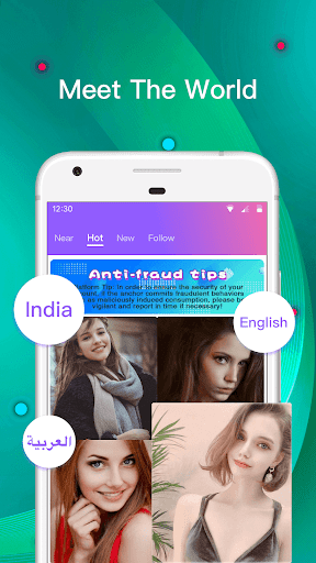 Helwa-Live Chat Online & Video Chat PC screenshot 2