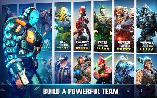 Hero Hunters pc screenshot 1