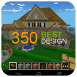 350 Modern House for Minecraft icon
