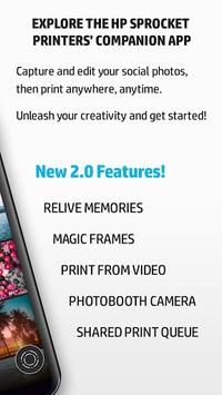 HP Sprocket pc screenshot 1