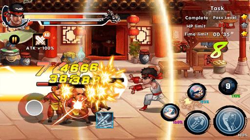 Street Combat Fighting - Kung Fu Attack 4 pc screenshot 1