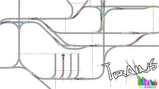 Train: Railway Builder & Conductor Game pc screenshot 1