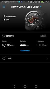 Huawei Wear pc screenshot 1