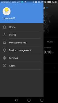 Huawei Wear pc screenshot 2