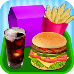 Burger Meal Maker - Fast Food! icon
