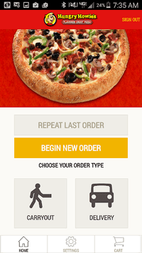 Hungry Howies Pizza pc screenshot 2