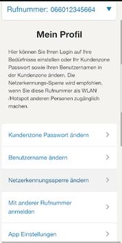 Drei Kundenzone pc screenshot 1