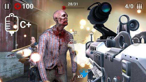 Gun Trigger Zombie PC screenshot 2