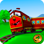 Puzzle Trains icon