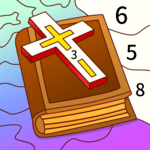 Flow Bible Painting icon