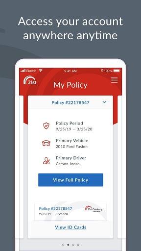21st Insurance Mobile pc screenshot 1