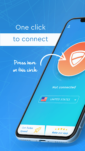 i2VPN - Free VPN Proxy PC screenshot 1