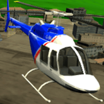 City Helicopter for pc logo