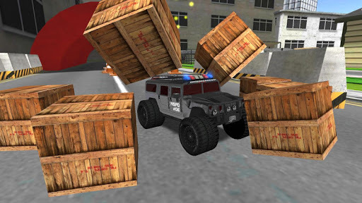 Police Car Driving Training pc screenshot 1