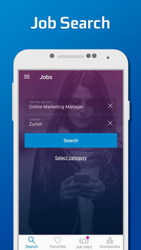 jobs.ch – job ads pc screenshot 1