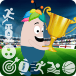 Sports mini games icon
