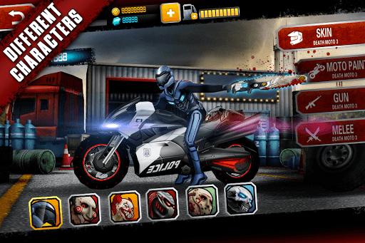 Death Moto 3 : Fighting Bike Rider PC screenshot 1