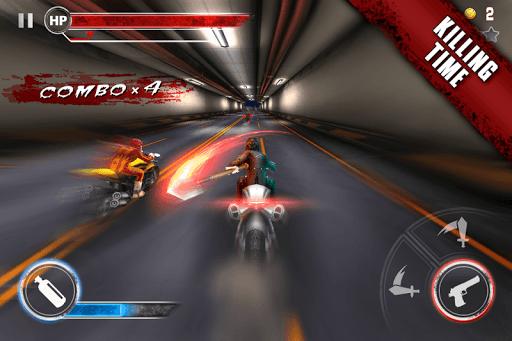 Death Moto 3 : Fighting Bike Rider PC screenshot 2