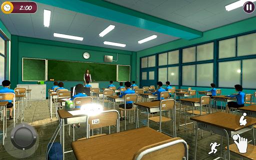 Scary Scaredy Teacher Simulator: Crazy Math 2021 PC screenshot 2