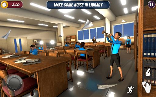 Scary Scaredy Teacher Simulator: Crazy Math 2021 PC screenshot 3
