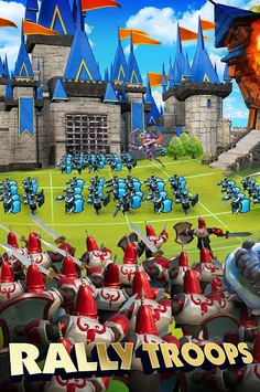 Lords Mobile: Battle of the Empires - Strategy RPG pc screenshot 1